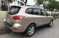 Cần bán xe Hyundai Santa Fe AT đời 2007, màu vàng, nhập khẩu giá 445 triệu tại Hà Nội