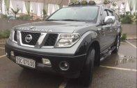 Cần bán xe Nissan Navara LE 4x4 MT sản xuất 2011, màu xám, nhập khẩu nguyên chiếc giá 362 triệu tại Thái Nguyên