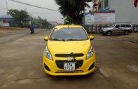 Cần bán xe Chevrolet Spark LT 1.0 MT đời 2015, màu vàng  giá 175 triệu tại Hòa Bình