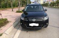 Bán Volkswagen Tiguan năm sản xuất 2013, màu đen, nhập khẩu nguyên chiếc   giá 715 triệu tại Hà Nội