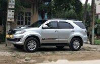 Cần bán Toyota Fortuner sản xuất 2013, màu bạc, xe đẹp giá 728 triệu tại Thanh Hóa
