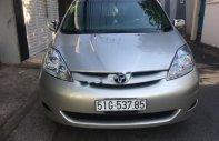 Xe Toyota Sienna LE 3.5 năm sản xuất 2008, màu bạc, nhập khẩu nguyên chiếc   giá 680 triệu tại Tp.HCM