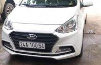 Cần bán xe Hyundai Grand i10 đời 2017, màu trắng, xe đẹp giá 380 triệu tại Lào Cai