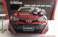Bán xe Toyota Vios 1.5L G đời 2019, màu đỏ, xe nhập, giá 606tr giá 606 triệu tại Cần Thơ