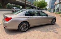 Bán BMW 7 Series 2009, màu vàng, nhập khẩu giá 1 tỷ 450 tr tại Hà Nội