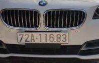 Bán xe BMW 5 Series 520i đời 2015, màu trắng, nhập khẩu nguyên chiếc, xe gia đình giá 1 tỷ 380 tr tại BR-Vũng Tàu