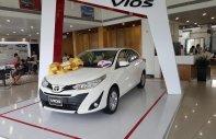 Bán xe Toyota Vios E đời 2019, màu trắng khuyến mãi cực khủng giá 500 triệu tại Cần Thơ