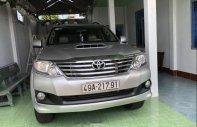 Bán Toyota Fortuner sản xuất 2015, màu bạc, máy dầu giá 787 triệu tại Lâm Đồng