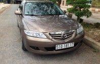 Bán Mazda 6 2.3 AT sản xuất năm 2005, màu nâu  giá 335 triệu tại Vĩnh Long