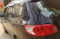Bán Hyundai Santa Fe sản xuất 2007, màu đen, nhập khẩu  giá 450 triệu tại Lạng Sơn