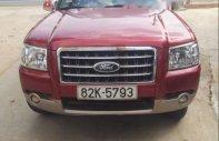 Cần bán lại xe Ford Everest sản xuất 2005, màu đỏ, xe 1 chủ từ đầu giá 268 triệu tại Kon Tum