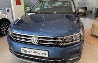 Bán ô tô Volkswagen Tiguan Allspace đời 2018, màu xanh lam, xe nhập giá 1 tỷ 729 tr tại Tp.HCM