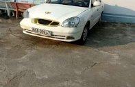Cần bán Daewoo Nubira sản xuất năm 2002, màu trắng, phun xăng điện tử giá 100 triệu tại An Giang