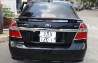 Chính chủ bán ô tô Daewoo Gentra năm 2011, màu đen  giá 210 triệu tại Kiên Giang