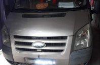 Bán Ford Transit đời 2009, màu bạc, 16 chỗ giá 325 triệu tại An Giang