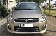 Cần bán xe Suzuki Ertiga AT đời 2015, màu vàng cát, giá tốt 465tr giá 465 triệu tại Tp.HCM