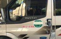 Chính chủ cần tiền bán xe Ford Transit sản xuất năm 2016, màu phấn hồng giá 590 triệu tại Bình Thuận