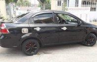 Gia đình bán xe Daewoo Gentra 1.6MT sản xuất 2011, màu đen, nhập khẩu giá 210 triệu tại Kiên Giang