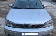Bán xe Ford Laser sản xuất 2002, màu bạc số sàn giá 175 triệu tại Hậu Giang