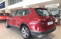 Bán ô tô Volkswagen Tiguan 2018, màu đỏ, nhập khẩu nguyên chiếc giá 1 tỷ 729 tr tại Tp.HCM