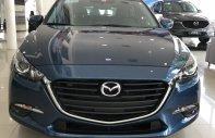 Mazda 3 - 2019 - Dòng Hatchback - màu xanh - hỗ trợ 90% lãi suất tốt - liên hệ 0906.612.900 giá 689 triệu tại Tp.HCM