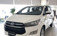 Bán Toyota Innova E năm 2019, màu trắng, giá chỉ 771 triệu giá 771 triệu tại An Giang