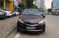 Bán ô tô Toyota Wish 2.0AT model 2011, màu đỏ, nhập khẩu nguyên chiếc giá 585 triệu tại Hà Nội