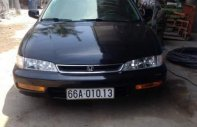 Bán ô tô Honda Accord đời 1993, màu đen, nhập khẩu, giá tốt giá 115 triệu tại Tp.HCM