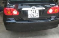 Bán Toyota Corolla altis sản xuất 2003, màu đen, nhập khẩu  giá 170 triệu tại Phú Thọ