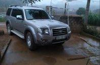 Cần bán lại xe Ford Everest năm sản xuất 2008, màu bạc, nhập khẩu giá 380 triệu tại Thanh Hóa