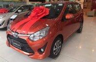 Bán Toyota Wigo đời 2019, màu đỏ, nhập khẩu nguyên chiếc, giá tốt giá 345 triệu tại Tp.HCM