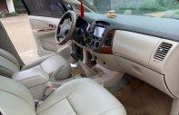 Cần bán gấp Toyota Innova 2.0 MT đời 2007, màu bạc còn mới giá 235 triệu tại Ninh Bình