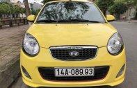 Bán Kia Morning đời 2012, màu vàng số tự động, giá chỉ 258 triệu giá 258 triệu tại Thái Bình