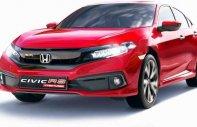 Bán xe Honda Civic 2019, màu đỏ, nhập khẩu  giá 729 triệu tại BR-Vũng Tàu