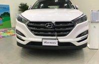 Bán Hyundai Tucson 2.0 ATH sản xuất năm 2018, màu trắng giá 828 triệu tại Quảng Ninh
