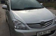 Cần bán gấp Toyota Innova 2010, màu bạc chính chủ giá 330 triệu tại Quảng Ninh