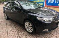 Cần bán gấp Kia Forte 2011, màu đen xe gia đình giá 320 triệu tại Bắc Giang
