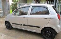 Bán xe Chevrolet Spark năm 2010, màu bạc, xe gia đình giá 98 triệu tại Ninh Bình