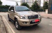 Bán gấp Toyota Prado đời 2007, màu vàng, nhập khẩu  giá 670 triệu tại Hà Nội