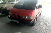 Bán xe cũ Toyota Previa đời 1993, màu đỏ, nhập khẩu   giá 150 triệu tại Trà Vinh