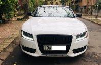 Cần bán xe Audi A5 mui trần năm sản xuất 2010, màu trắng, nhập khẩu giá 1 tỷ 155 tr tại Hà Nội
