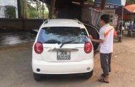 Bán xe Chevrolet Spark LT 0.8 MT 2009, màu trắng giá 100 triệu tại Hà Nội