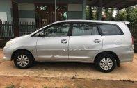 Cần bán lại xe Toyota Innova G đời 2010, màu bạc còn mới giá 345 triệu tại Đắk Lắk