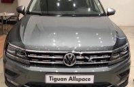 Bán Volkswagen Tiguan Allspace 2018, màu xám, nhập khẩu giá 1 tỷ 729 tr tại Tp.HCM