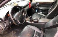 Cần bán xe Mercedes C200k đời 2003, màu đen, chính chủ  giá 230 triệu tại Hà Nội