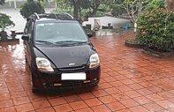Cần bán xe Chevrolet Spark 2009, màu đen giá 100 triệu tại Hà Nội