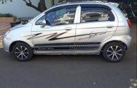 Cần bán Chevrolet Spark đời 2010, màu bạc giá 110 triệu tại Đắk Lắk