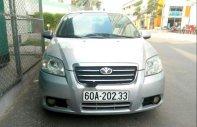 Cần bán xe Daewoo Gentra MT sản xuất 2010, màu bạc  giá 210 triệu tại Tp.HCM