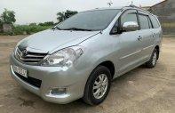 Bán Toyota Innova 2.0MT đời 2007, màu bạc giá 235 triệu tại Ninh Bình