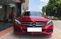 Bán Mercedes-Benz C200 màu đỏ/đen, sản xuất 2018, siêu mới biển Hà Nội giá 1 tỷ 399 tr tại Hà Nội